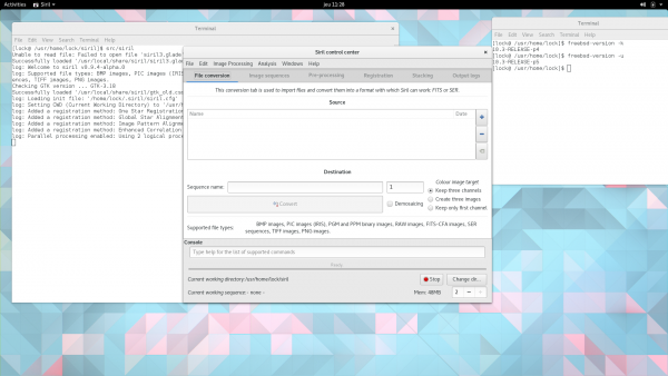 Siril:install/it - FreeAstro